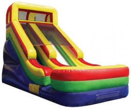 18 Foot Inflatable Slide