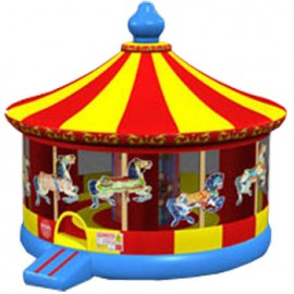 Carousel Bounce House (Giant)