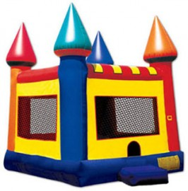 Castle Bounce House (Small)