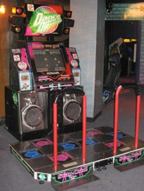Dance Dance Revolution / DDR Rental