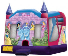 Disney Princesses Extra Large Wet/Dry 4 In 1 Combo