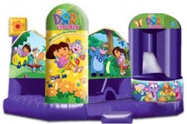 Dora the Explorer Extra Large 5 in 1 Combo
