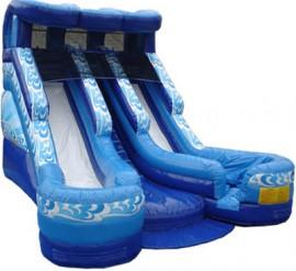 Double Splash Slide