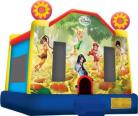 Tinkerbell and Fairies Bounce House