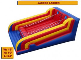Jacobs Ladder / Ladder Climb