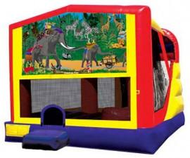 Jungle Fun Extra Large 4 in 1 Modular Combo