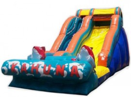 Kahuna Junior Inflatable Slide