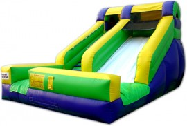 Lil' Splash Inflatable Water Slide