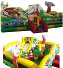 Little Builders Toddler Inflatable Combo Game