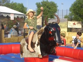 Rent a Mechanical Bull. Mechanical Bull rental Los Angeles and Orange County