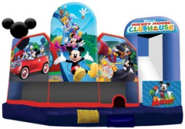 Mickey Mouse Park Extra Large 5 in 1 Combo