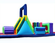 Regular Inflatable Obstacle Course for Rent