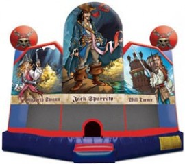 Pirates Of The Caribbean Extra Large Clubhouse Jumper