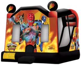 Power Rangers Extra Large 4 in 1 Wet/Dry Combo
