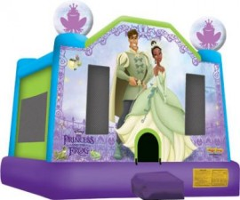 Princess and the Frog Jumper