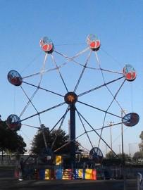 Rock O Plane Ferris Wheel