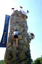 Santa Barbara Climbing Wall