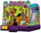 Scooby Doo 4 In 1 Slide and Bouncer Combo