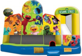 Sesame Street Extra Large 5 In 1 Combo