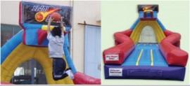 Slam Dunk Basketball Inflatable Game