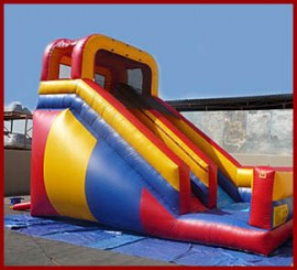 American Inflatable Slide for Rent