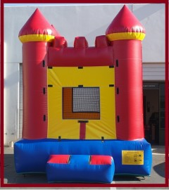 Small Castle Jumper (Red)
