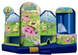 SpongeBob SquarePants Extra Large 5 in 1 Combo