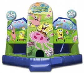 SpongeBob Extra Large Clubhouse Jumper