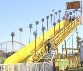 Rent The Giant Carnival Slide Powered By Cubecart