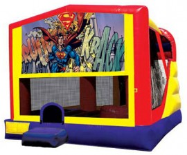 Superman Extra Large 4 in 1 Module Combo