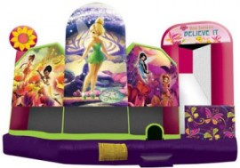 Tinkerbell and Fairies Extra Large 5 in 1 Combo