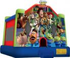 Toy Story Bounce House (New)