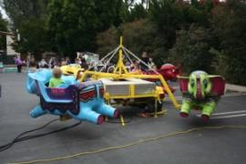 Elephant Carnival Ride