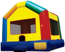 Funhouse Bounce House (Small)