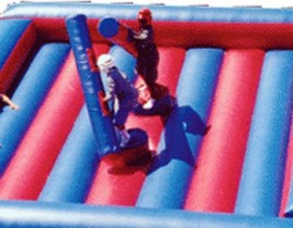 Gladiator Joust Rental (2 Person)