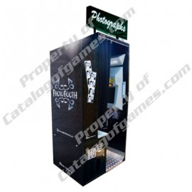 Photo Booth Rental - Black
