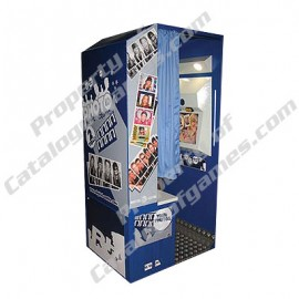 Photo Booth Rental - Blue