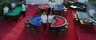 Casino Party Rentals Powered By Cubecart