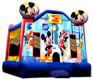Rent The Mickey Mouse Bounce House Powered By Cubecart