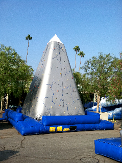 Rocky Mountain Climber | Rocky Mountain Climbing Wall | Inflatable Rock Climbing Wall | Southern California