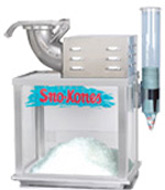 snow cone machine for sale in los angeles