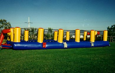 Human Foosball | Rent the Human Foosball inflatable game