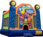 Backyardigans Bounce House