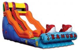 Big Kahuna Inflatable Slide