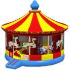 Carousel Bounce House (Giant)