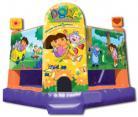 Dora The Explorer Extra Large Jumper