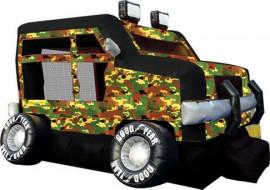 Hummer Camouflage Jumper