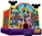 Mickey Mouse Park Bounce House