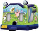 SpongeBob SquarePants 4 in 1 Inflatable Combo