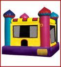 Toddler Mini Castle Bounce House